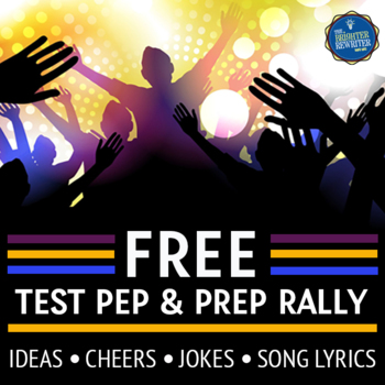 Testing Pep Rally FREE by The Brighter Rewriter | TpT