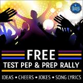 Testing Pep Rally FREE