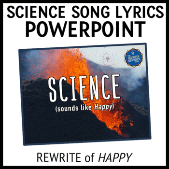Testing Pep Rally Science Song Lyrics PPT
