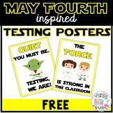 Star Wars Test Theme Test Posters