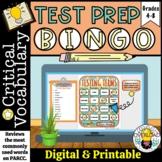 Testing Prep BINGO: Critical Vocabulary for PARCC & Standa