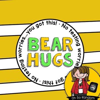 Testing Reward | Bear Hugs