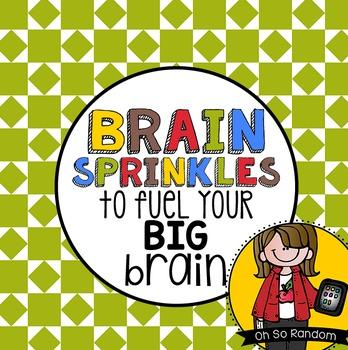 Testing Reward | Brain Sprinkles