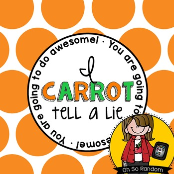 "Testing Reward | I ""Carrot"" Tell A Lie"