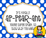 Testing Reward Treat Tag | Ap-pear-ant