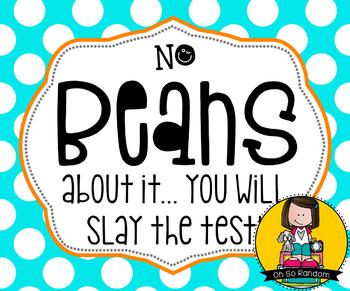 Testing Reward Treat Tag | Beans