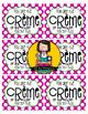 Testing Reward Treat Tag | Crème