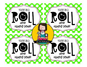 Testing Reward Treat Tag | Roll