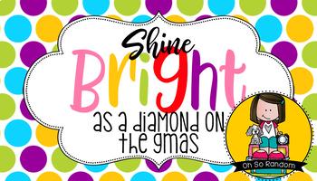 Testing Reward Treat Tag | Shine Bright