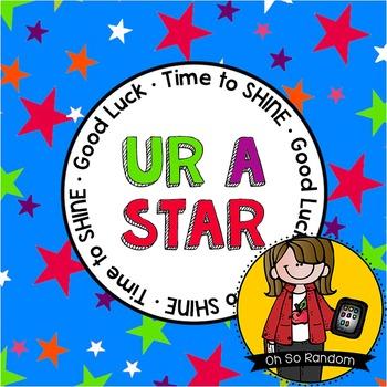 Testing Reward | UR a STAR!
