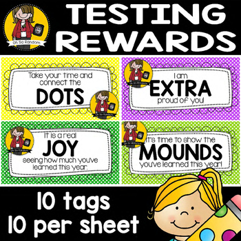 Testing Rewards BUNDLE 2