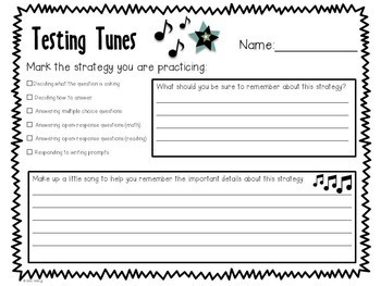 Testing Rock Stars: Test Preparation Strategies