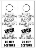 Testing Rocks FREEBIE!