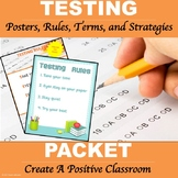 Testing Rules Packet