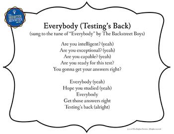 Testing Song Lyrics for Everybody