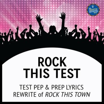 Testing Song Lyrics for Rock This Town