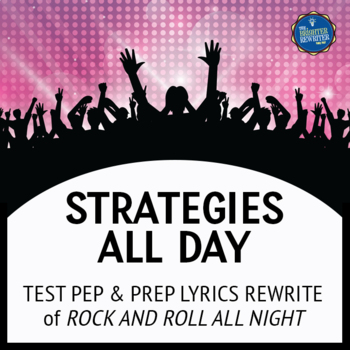 Testing Song Lyrics for Rock and Roll All Night