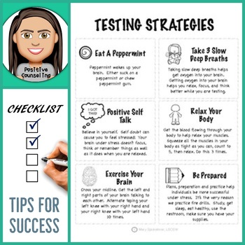 Manage Test Anxiety Strategies