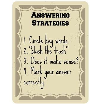 Testing Strategies- Answers