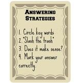 Testing Strategies- Answers
