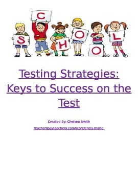 Testing Strategies: Keys to Success on the Test