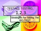 Testing Strategies Power Point Presentation
