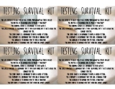 Testing Survival Guide