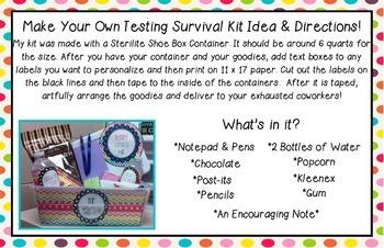 Testing Survival Kits