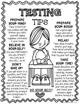 Testing Tips!!