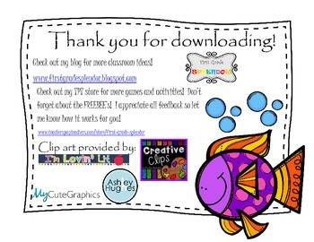 Testing Tips Bookmarks - FREE!!!