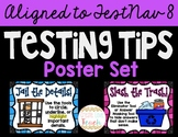 Testing Tips Posters - Updated for TestNav8!