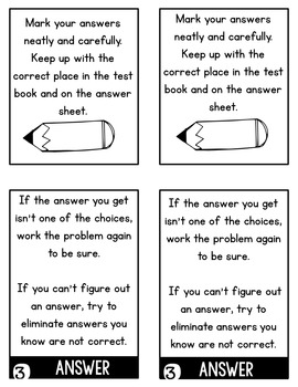Test Prep Tips and Treats