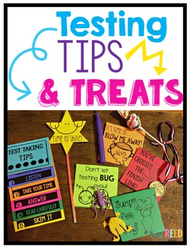 Test Prep Tips and Tricks:  School-wide License