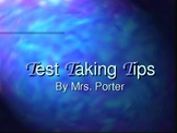 Testing Tips for Before/During/After the BIG Test