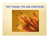 Testing Tips for State Standardized Reading Tests