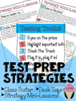 Testing Toolkit TEST PREP PACK