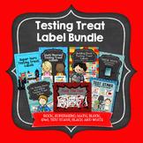Testing Treat Label Bundle: Rock, Super Hero, Math, Ink Sa