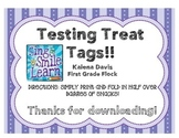 Testing Treat Tags!