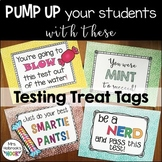 Testing Treat Tags - Add a Little ZEST to the TEST!