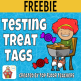 Testing Treat Tags FREEBIE