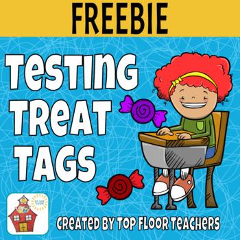 Testing Treat Tags FREEBIE