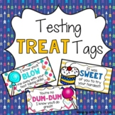 Testing Treat Tags & Toppers (Motivational)