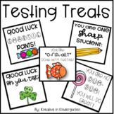 Testing Treats
