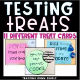 Testing Treats - Standardized Testing in Elementary School