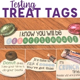 Testing Treat Labels
