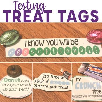 Testing Treat Labels