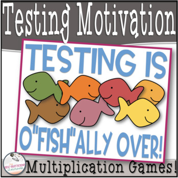 Testing is O-Fish-Ally Over- Testing Motivational Slip