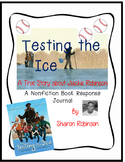 Testing the Ice-A True Story About Jackie Robinson-Complete Response Journal