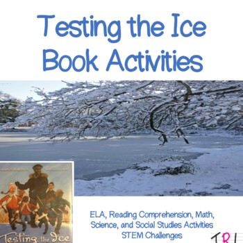 Testing the Ice Book Activities