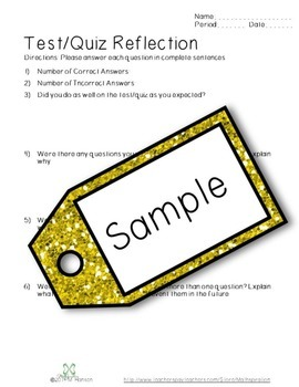 Tests and Quizzes Bundle